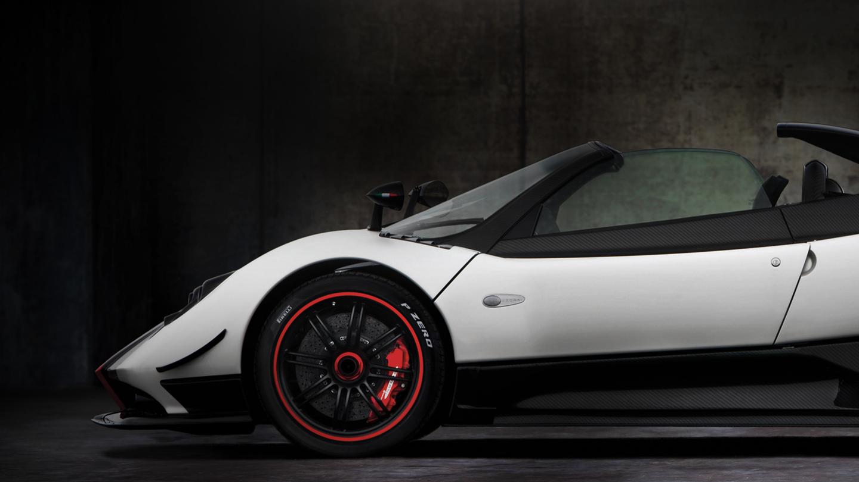 Zonda Cinque Roadster Pagani